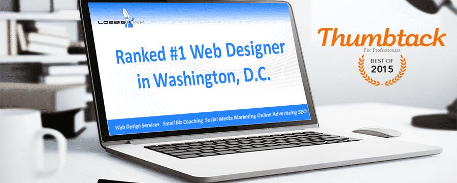 #1 Web Designer in Washington DC - Thumbtack