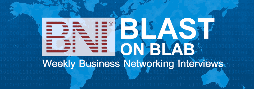 BNI Blast on Blab - BNIBuzz