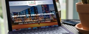 Welcome to MBO Settlements banner image
