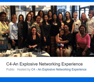 C4 - An Explosive Networking Experience group photo