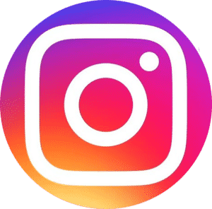 Instagram logo, colorful