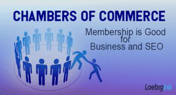 Chamber of Commerce SEO