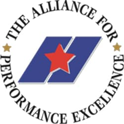 The Allance for Performance Excellence logo