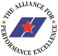 The Alliance for Performance Excellence logo