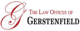 The Law Offices of Gerstenfield logo