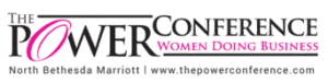 Power Conference - Women Doing Business logo