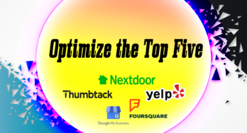 Optimize the Top Five local directories