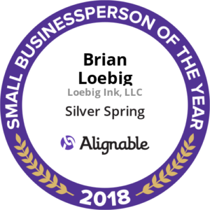 Small Business Person of the Year - Silver Spring