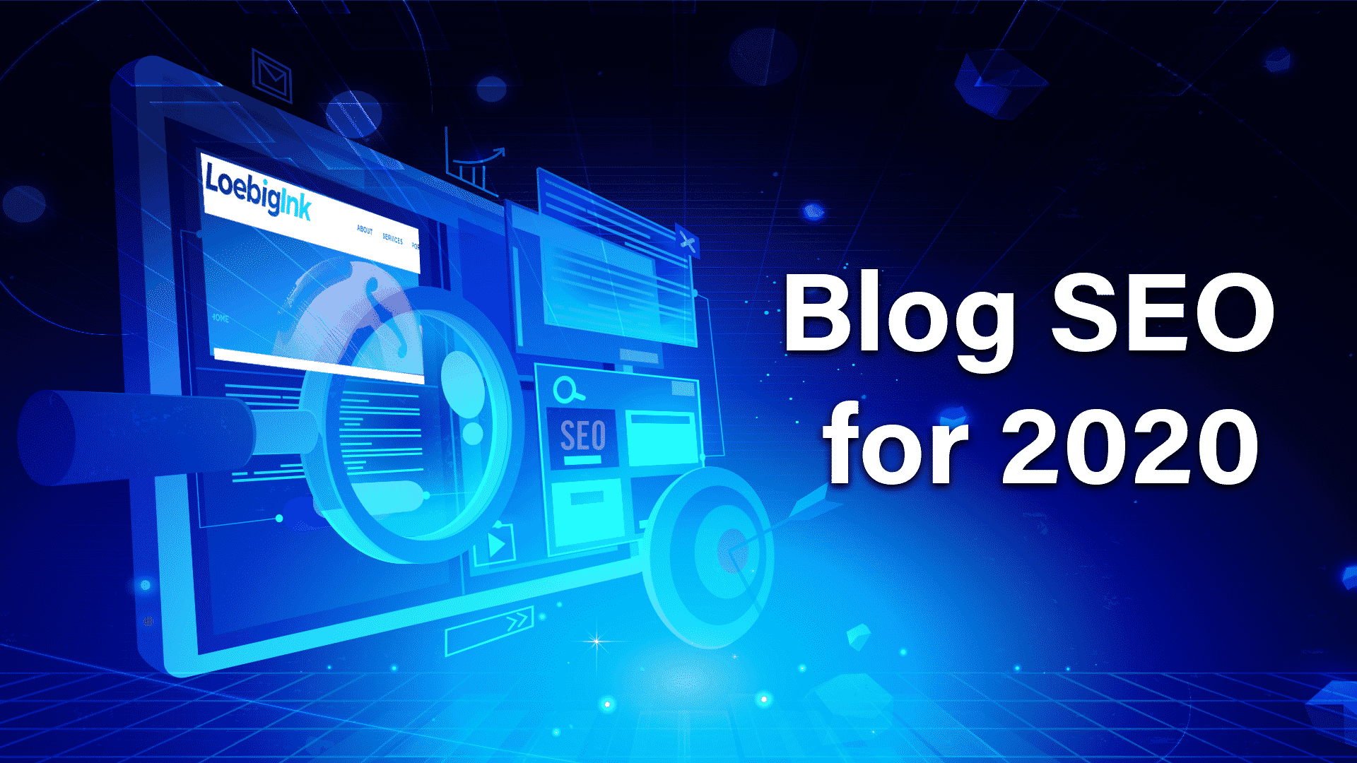 Blog SEO for 2020