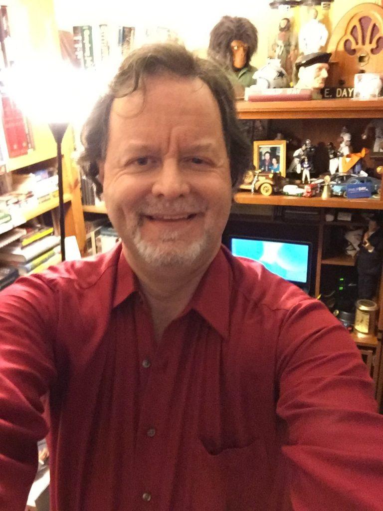 Philip Day selfie